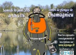 Brocante plongée à Chamagnieu le 16 juin 2018