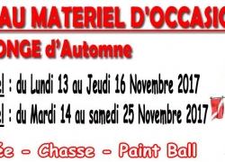 Trocaplonge d'automne : Bourse au Matériel chez Sub Odysseé à Lyon
