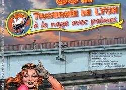 Venez nombreux : Traversée du Rhône à la nage le 21/01/2018